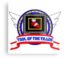 Tool of the Trade - Speed Shoes Metal Print