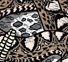 Rattlesnake! T-shirt Sticker