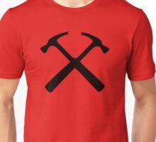 hammer handyman carpenter bricoleur menuisier Unisex T-Shirt