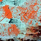 ...clouds of orange... by Lynne Prestebak