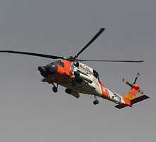 Rescue Chopper by Michael Wolf