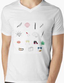 ARTPOP Mens V-Neck T-Shirt