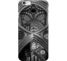 Wells Cathedral iPhone Case/Skin
