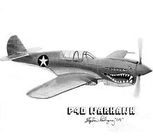 P40 Warhawk by hotrodstudio