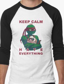 Grumpy Raph Men's Baseball ¾ T-Shirt