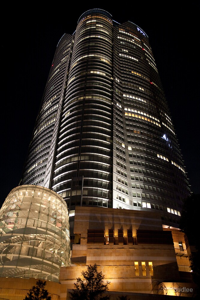Mori Tower by budlee