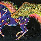 Sun Spirit Pony by louisegreen
