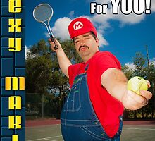 SexyMario MEME - My Balls Are On Fire For You 3 by SexyMario