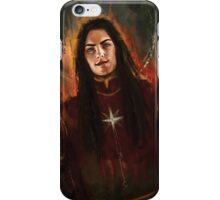 Fëanor iPhone Case/Skin