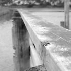 Glenlg River Jetty by thebeachdweller
