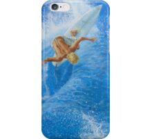 The perfect turn iPhone Case/Skin