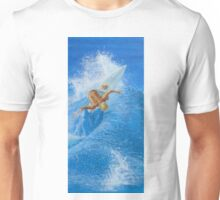 The perfect turn Unisex T-Shirt