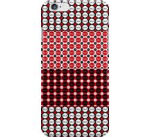 Rows of sales iPhone Case/Skin