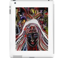 Crown of White Light Changes Everything iPad Case/Skin
