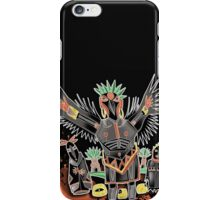 ravens spread iPhone Case/Skin
