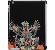 ravens spread iPad Case/Skin