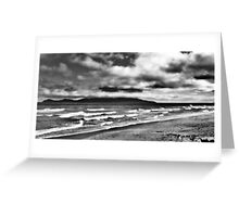 Land of the Long White Cloud Greeting Card