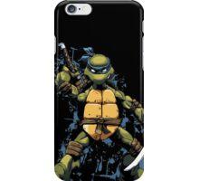 Leo - Blue iPhone Case/Skin