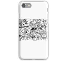 Say what? iPhone Case/Skin