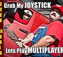 SexyMario MEME - Grab My Joystick, Lets Play Multiplayer! 2 by SexyMario