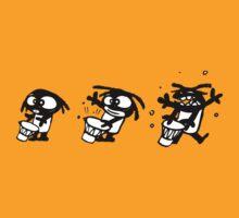 rasta cartoon drum percu djembe music by huggymauve