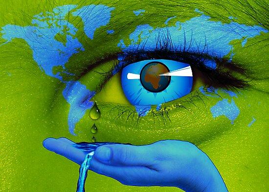 eye by ariaznet
