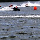 Racing on the Manning!!! by Heabar