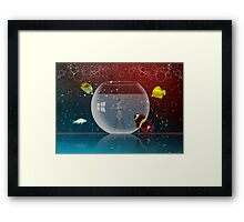 Bocal Framed Print