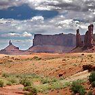 Monument Valley by Melinda Kerr