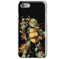 Mikey - Orange iPhone Case/Skin
