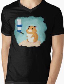 Hamster life Mens V-Neck T-Shirt