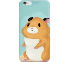 Hamster life iPhone Case/Skin