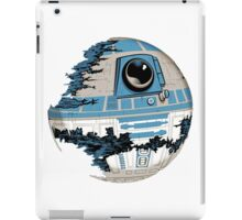 R2-D2 Death Star iPad Case/Skin