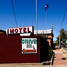 motel by Bronwen Hyde