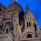 Summer Night at Montmartre by AmyRalston