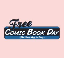 Free Comic Book Day One Piece - Short Sleeve