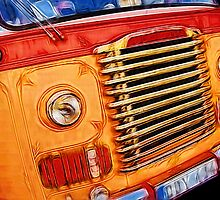 Old Leyland by Stephen Morris