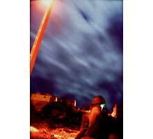 Moroccan nights Photographic Print