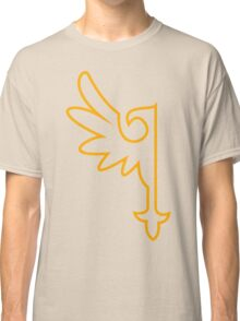 Golden One-Winged Eagle Classic T-Shirt