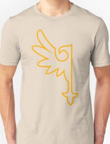 Golden One-Winged Eagle T-Shirt