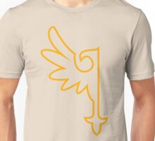 Golden One-Winged Eagle Unisex T-Shirt