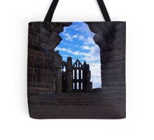 Whitby Abbey #3 Tote Bag
