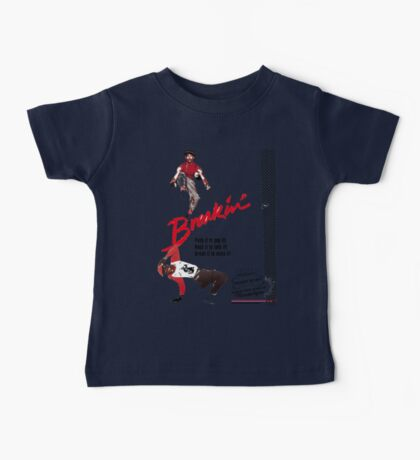Breakin' Retro  Baby Tee