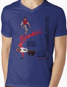 Breakin' Retro  Mens V-Neck T-Shirt