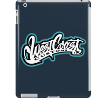 West Coast Customs iPad Case/Skin