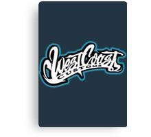 West Coast Customs Canvas Print