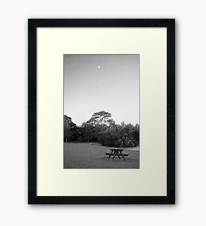Peaceful... Framed Print