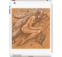 Sleeping Fairy iPad Case/Skin