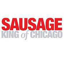 Ferris Bueller - Sausage King of Chicago Photographic Print