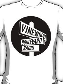 Vinewood Boulevard Radio T-Shirt